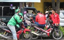 Go-Viet dừng khuyến mãi 9.000 đồng/cuốc vào giờ cao điểm, nhiều khách hàng chuyển sang Grab, tài xế phản ứng trái chiều