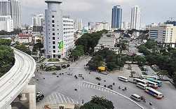 Những con đường 'đắt nhất hành tinh' ở Hà Nội