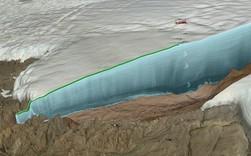Phát hiện hố thiên thạch rộng 31 km tại Greenland, tạo thành bởi một cục sắt nặng 10 tỉ tấn từ trên trời rơi xuống