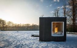 Cuộc sống mơ ước: Được tự do, tự tại với thiên nhiên chỉ với một ngôi nhà nhỏ gọn