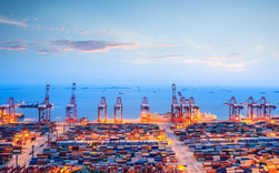 Kinh tế Thái Lan tăng trưởng chậm lại vì chiến tranh thương mại
