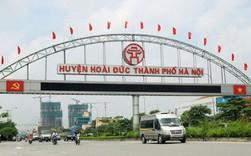 Hà Nội quy hoạch siêu đô thị trung tâm thị trấn trạm Trôi quy mô hơn 110ha