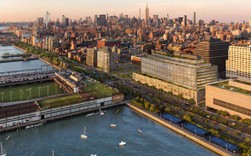 Google xây dựng khuôn viên 1 tỷ USD, rộng 160.000 mét vuông tại thành phố New York