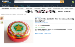 Cao sao vàng lên Amazon có giá 7 USD, phin pha cà phê giá 10 USD, chổi đót gần 20 USD: Bán hàng trên Amazon thực sự dễ đến vậy sao?