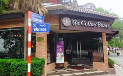 Cửa hàng The Coffee Bean and Tea Leaf view Hồ Tây trên đường Thanh Niên (Hà Nội) đã chính thức đóng cửa