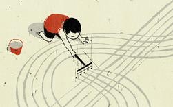 """Kĩ năng tự có, không cần """"training"""": Bốc hơi, bùng làm, nhảy việc... Người trẻ ơi, bao giờ mới chịu trưởng thành?"""