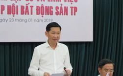 Phó chủ tịch UBND Tp.HCM: Rà soát dự án BĐS là việc làm hết sức bình thường