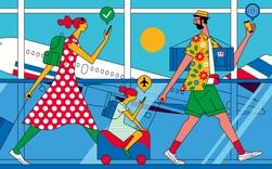 Du lịch nước ngoài tự túc một mình không dành cho những người yếu bóng vía: 3 kỹ năng cần thiết để không lạc trôi nơi xứ người