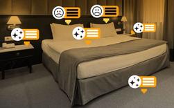Startup Trung Quốc gắn vi chip vào vải để giúp giường chiếu khách sạn luôn sạch sẽ