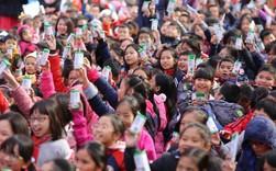 Vinamilk cùng sữa học đường góp phần nâng cao tầm vóc trẻ Việt