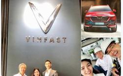 """Cựu Phó Thủ tướng Đức """"vô cùng ấn tượng"""" khi đến thăm nhà máy sản xuất ô tô VinFast"""