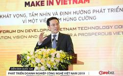 Bộ trưởng Nguyễn Mạnh Hùng kể câu chuyện Yeah1 và nhắn nhủ: Doanh nghiệp ICT nếu gặp khó, cứ tìm tới Bộ Thông tin và Truyền thông