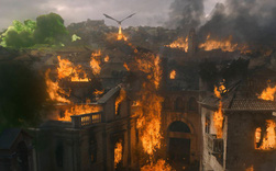 Game of Thrones có thêm một tập 'thảm họa': King's Landing bị hủy hoại và cả series cũng vậy