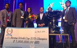 Abivin - Startup từng lên Shark Tank vừa vô địch giải đấu khởi nghiệp sáng tạo thế giới, giật giải 1 triệu USD