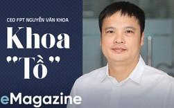 """Khoa """"Tồ"""": Từ dân chơi đua xe Hà Thành, suýt bị đuổi việc 4 lần đến chức Tổng giám đốc FPT"""