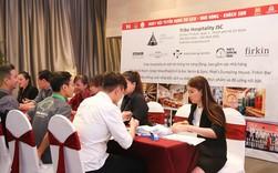 40 nhà tuyển dụng hàng đầu và 2.500 việc làm dành cho các ứng viên tài năng ngành nhà hàng – khách sạn tại Job Fair 2019