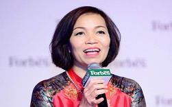 Chủ tịch Deloitte VN Hà Thu Thanh:Giới tính không cản trở phụ nữ làm lãnh đạo nhưng chúng ta bị tác động quá mạnh bởi cách nhìn của xã hội, tự phụ nữ cản trở chính mình!
