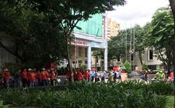 """Hết thời kỳ """"trăng mật"""", Go-Viet điều chỉnh chính sách thưởng khó khăn hơn, tài xế đồng loạt kéo đến trụ sở công ty biểu tình"""