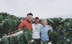 Chàng trai 9X và những người bạn nông dân trên hành trình nâng cao giá trị cà phê Việt Nam