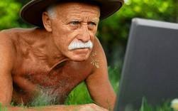 Khoa học chứng minh: Gừng càng già càng cay, người càng già càng share nhiều tin fake trên Facebook