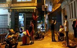 Chung cư ở TP.HCM bị nghiêng, dân di tản gấp trong đêm