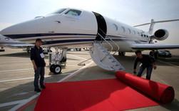 Các tỷ phú thế giới sở hữu máy bay như thế nào?
