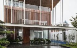 Độc đáo căn nhà ở Huế có thể nhìn xuyên thấu tất cả các phòng