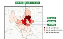 Đất nền Đông Anh 'nóng' nhất Hà Nội, giá nhà quận Hoàn Kiếm tăng 27 lần sau 17 năm