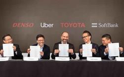 Mảng ôtô tự lái của Uber nhận được đầu tư 1 tỷ USD