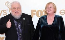 Vợ tác giả Game of Thrones dọa ly dị nếu như ông để cô bé Arya chết