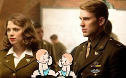 Sốc: Biên kịch ENDGAME tiết lộ Captain America sẽ cùng Peggy góp thêm 2 Avengers tương lai?