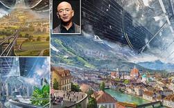 Ông chủ Amazon công bố kế hoạch bí mật xây căn cứ vũ trụ cho cả nghìn tỉ người: Tuyệt đẹp, ai cũng sẽ muốn ở