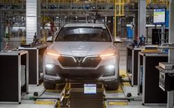 'Chuỗi sản xuất ô tô VinFast 'khủng cỡ nào?