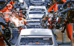 """Trung Quốc chạy đua xây dựng """"binh đoàn"""" robot công nghiệp"""