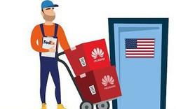 FedEx kiện chính phủ Mỹ vì chính sách hạn chế vận chuyển hàng của Huawei