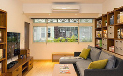 Căn chung cư 2 tầng giá bình dân đẹp mỹ mãn, ai cũng mê