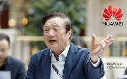 CEO Nhậm Chính Phi mạnh miệng tuyên bố Huawei sẽ bán ra được 270 triệu smartphone trong năm nay