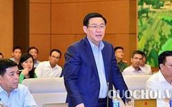 """Phó Thủ tướng Vương Đình Huệ cùng 15 bộ trưởng, trưởng ngành ngồi """"ghế nóng"""" trả lời chất vấn"""