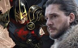 Black Knight - Nhân vật mà Jon Snow sẽ thủ vai trong vũ trụ điện ảnh Marvel là ai ?