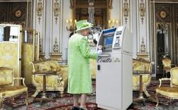 Tiết lộ mới gây choáng: Cây rút tiền ATM độc nhất vô nhị của Nữ hoàng Anh được cất giấu ngay trong Cung điện