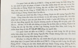 4 sếp của Công ty Hưng Thịnh đột ngột... mất tích!