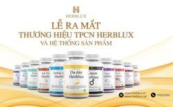 Thương hiệu TPBVSK Herblux tự tin ra mắt thị trường