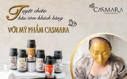 Mỹ phẩm Casmara thâu tóm khách hàng bằng tuyệt chiêu độc và lạ này