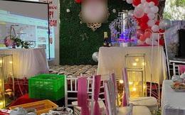 """Nhà hàng bị """"bỏ bom"""" 150 mâm cỗ ở Điện Biên có kiện được khách?"""