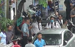 Đã bắt được người phụ nữ cướp 2 tỷ ở chi nhánh ngân hàng Techcombank tại Sài Gòn
