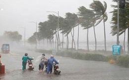 Bão số 6 tăng tốc, lao nhanh vào Quảng Nam - Bình Định, gây mưa đặc biệt to tới 700mm