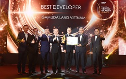 Gamuda Land Việt Nam nhận giải 'Chủ đầu tư xuất sắc' tại PropertyGuru Vietnam Property Awards