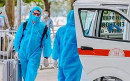 Thêm 1 chuyên gia người Ấn Độ mắc COVID-19, Việt Nam có 1.110 ca