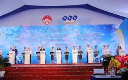 Động thổ Tổ hợp Trung tâm Hội nghị Quốc tế quy mô hàng đầu Việt Nam tại FLC Vĩnh Phúc