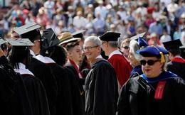 Bằng đại học vẫn là thứ bảo đảm việc làm công nghệ lương cao